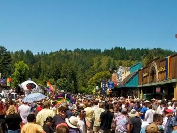 gay pride sonoma county