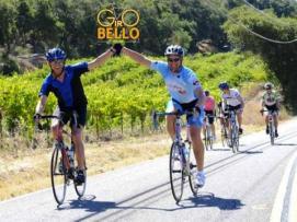 Giro Bello Bike Ride in Sebastopol, Sonoma County, California