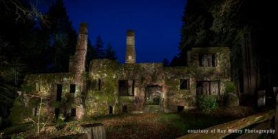 Photo of Jack London State Historic Park at night by Ray Mabry