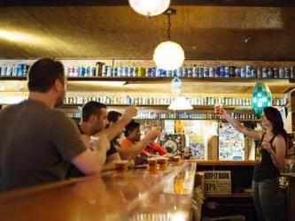 Lagunitas Brewery in Petaluma, California