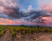 Sonoma County Luxury Travel Guide