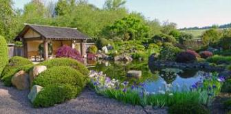 9 fun spa and wellness ideas for you and your friends for Japanese meditation garden design