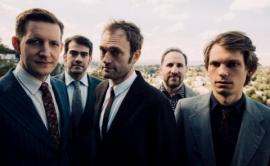 Punch Brothers at the Green Music Center in Rohnert Park, Sonoma County