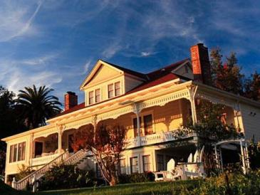 Built In 1880 And Located On Four Acres A Residential Area Amid Russian River Valley Vineyards This Beautiful Queen Anne Victorian Is Now Peaceful
