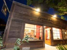 Joseph Jewell in Forestville, Sonoma County, California