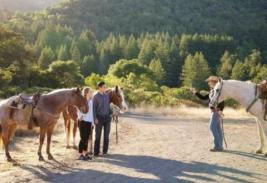 triple creek horse outfit horseback riding in sonoma county