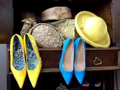 shoes from voss signature vintage in cloverdale
