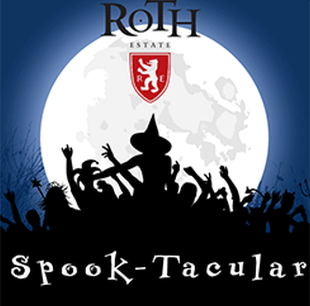 Roth Estate Halloween Spook-tacular event in Sonoma County, California