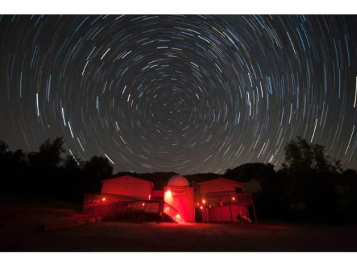 Star Party at the Robert Ferguson Observatory in Sonoma County, California