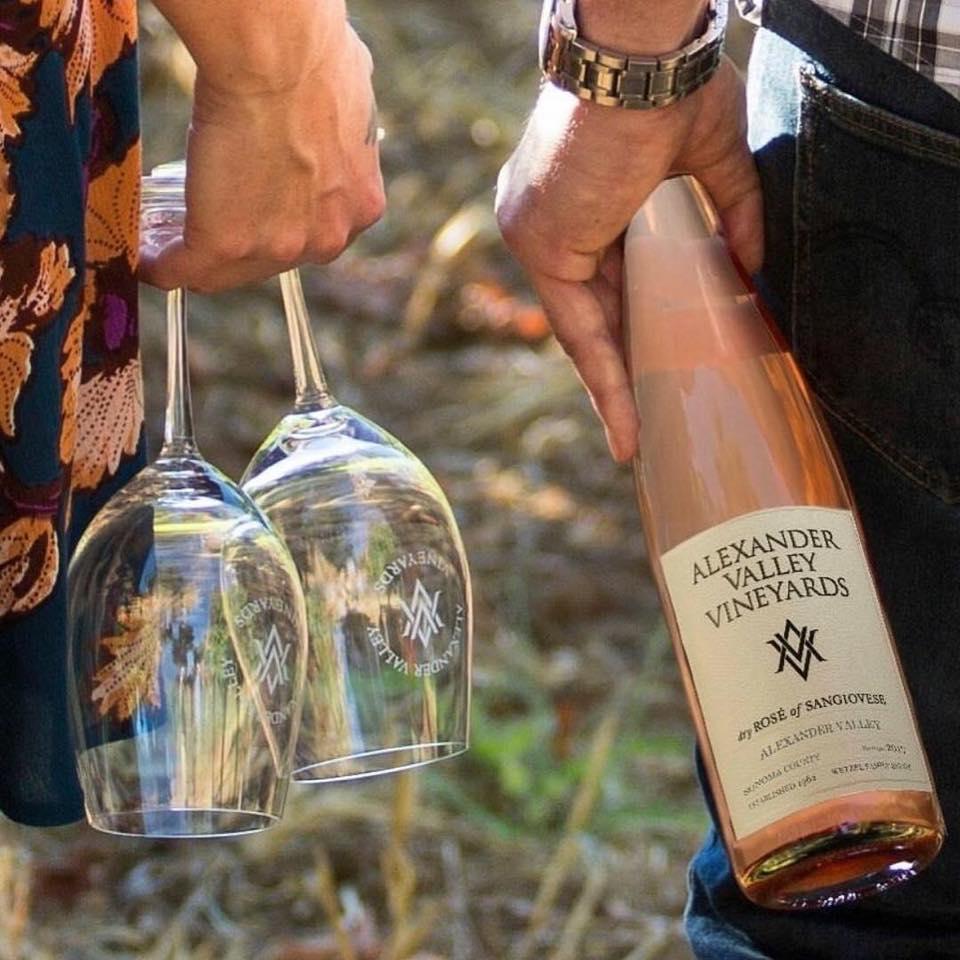 Sonoma County Wine Auction at La Crema Estate, Sonoma County, California