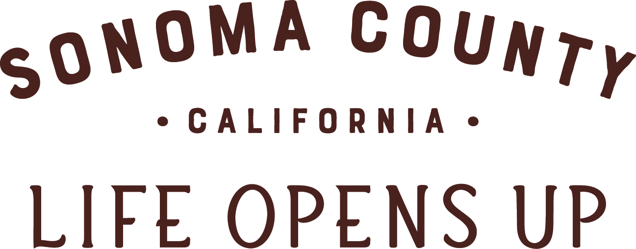 Life Opens Up in Sonoma County