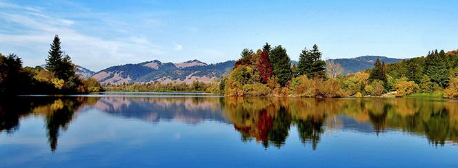 Spring Lake Regional Park, Santa Rosa, Sonoma County, California