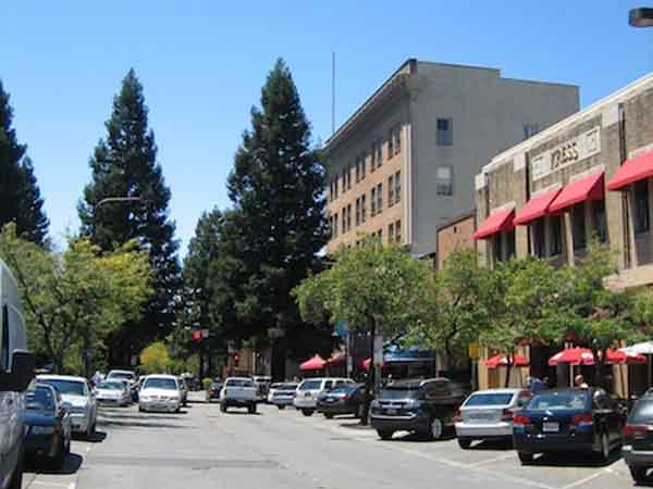 Gay Meeting Places in Santa Rosa found( California)