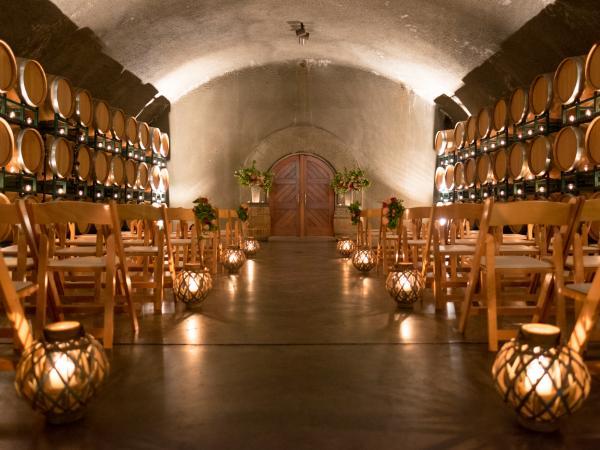 Sonoma County Wine Cave Wedding Venues Sonoma County