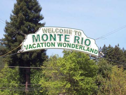 monte rio vacation wonderland sonoma county
