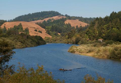 russian river sonoma county california