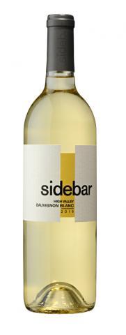 Sidebar Cellars High Valley Sauvignon Blanc Sonoma County