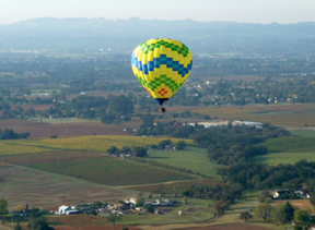 sonoma valley balloons sonoma county