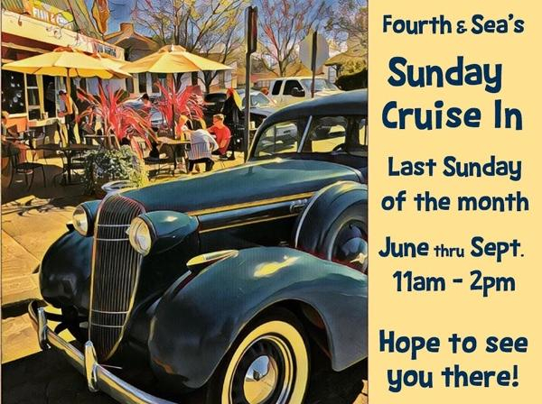 Sunday Cruise In Free Classic Car Show Sonoma County Official Site - Cruise car show