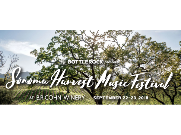 B R Cohn Winery Designed For Folks Who Don T Like Large Events And With A Capacity Limited To Just 3 000 Guests The Inaugural Sonoma Harvest Music