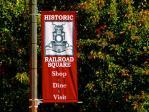 Santa Rosa's Historic Railroad Square