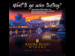 Adobe Road Winery Tasting Room