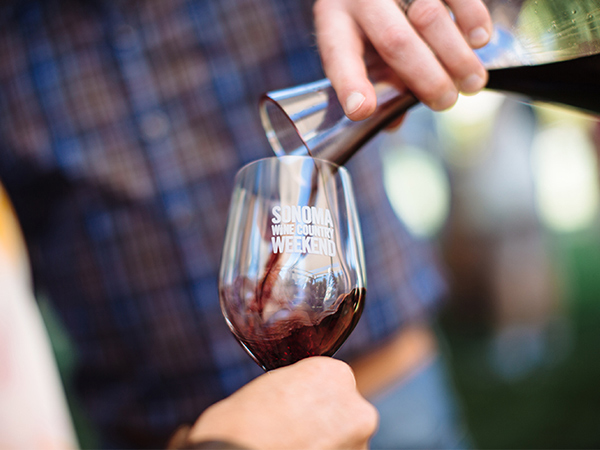 wine tasting tips swirling sonoma county