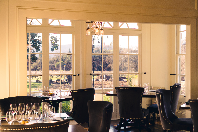 Go winetasting at Cateau St. Jean in Sonoma Valley, Sonoma County, California