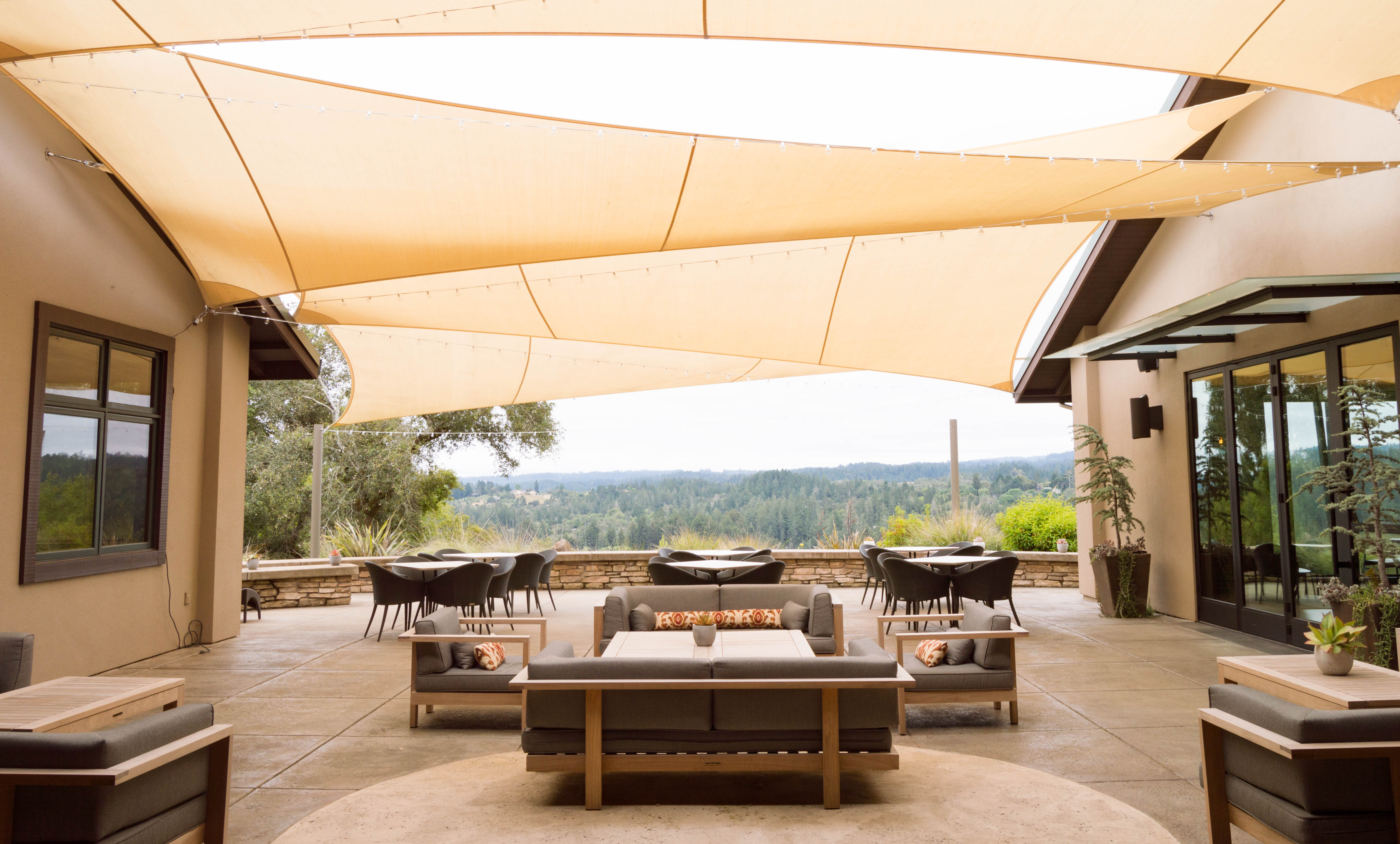 Taste some of the best expressions of Pinot Noir and Chardonnay at Gary Farrell Vineyards and Winery in Russian River Valley AVA, Sonoma County, California