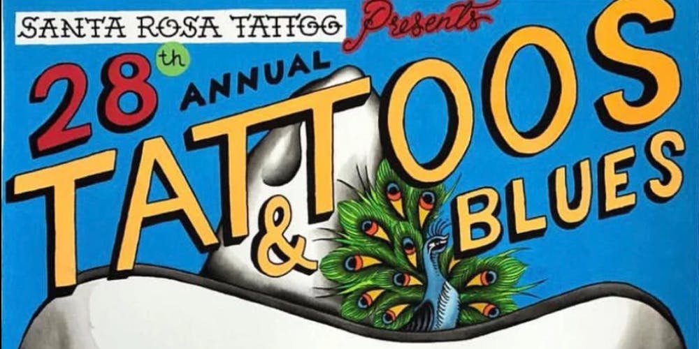 Santa Rosa Tattoo and Blues Festival, Flamingo Conference Resort and Spa, Santa Rosa, California