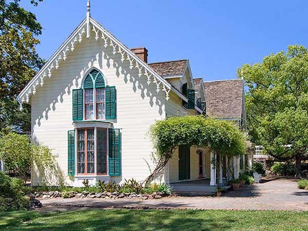 General Vallejo's Home, Sonoma, California