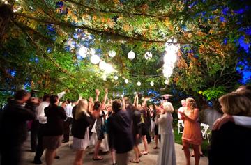 Dancing in Sonoma County, California
