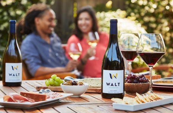 walt wines sonoma county