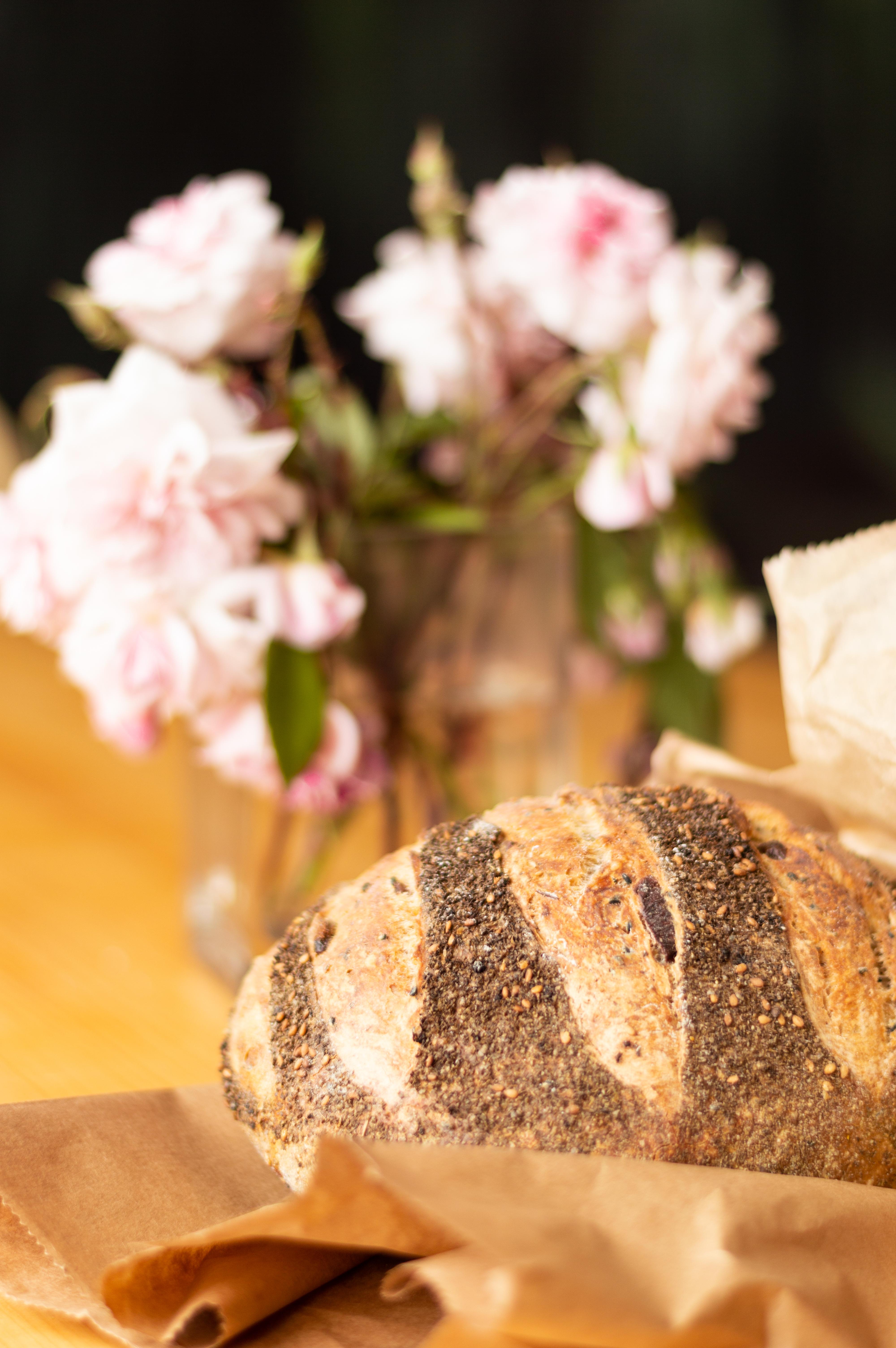 Wild Flour Bread in Freestone, Sonoma County, California