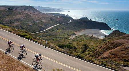Bike tours in Healdsburg, California