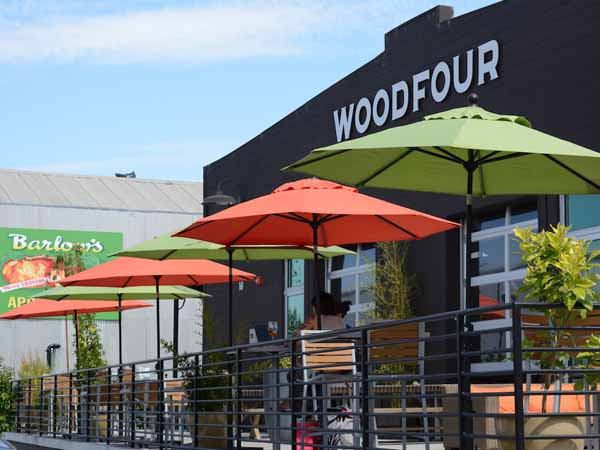 woodfour brewing company beer itinerary sonoma county