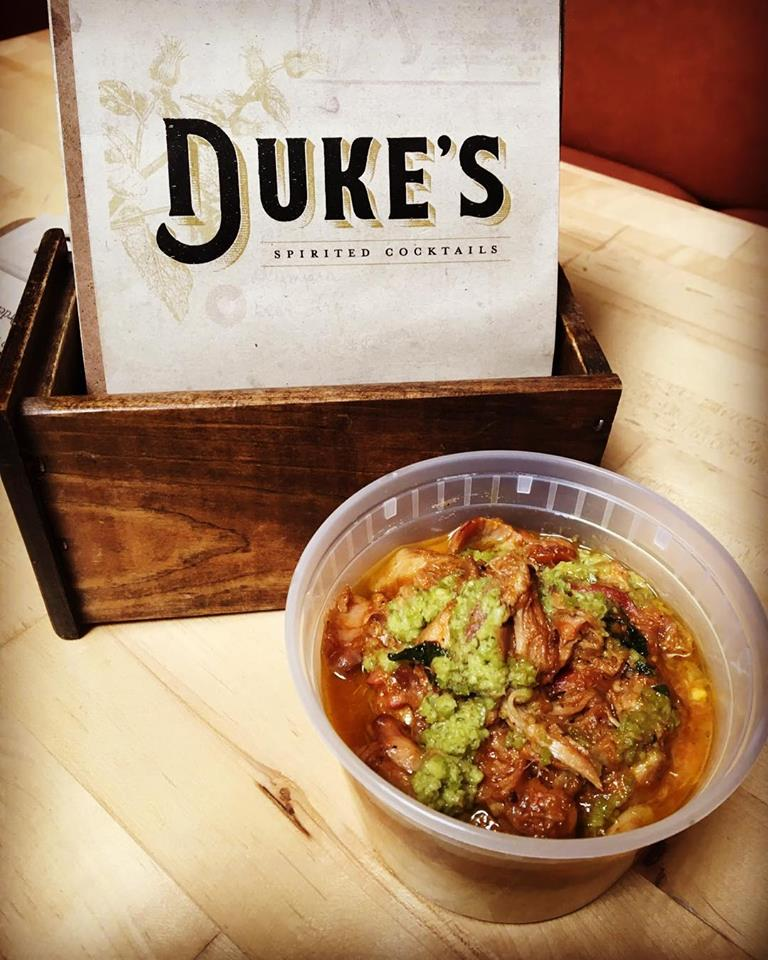 Duke's Common Spirited Eats, Healdsburg, Sonoma County, California