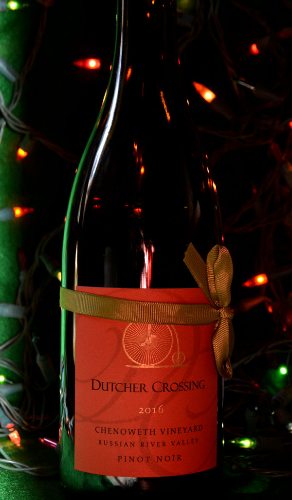 Dutcher Crossing Winery, Geyserville, California