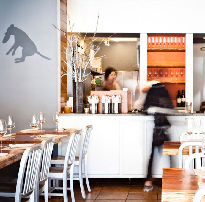 Boon Eat + Drink in Guerneville, Sonoma COunty, California
