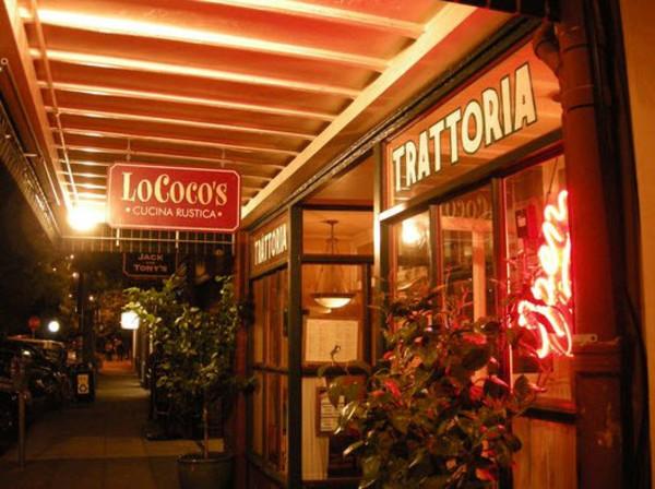 Lococo S Cucina Rustica Sonomacounty
