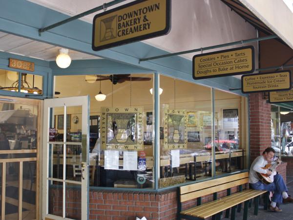 Downtown Bakery & Creamery SonomaCounty.com