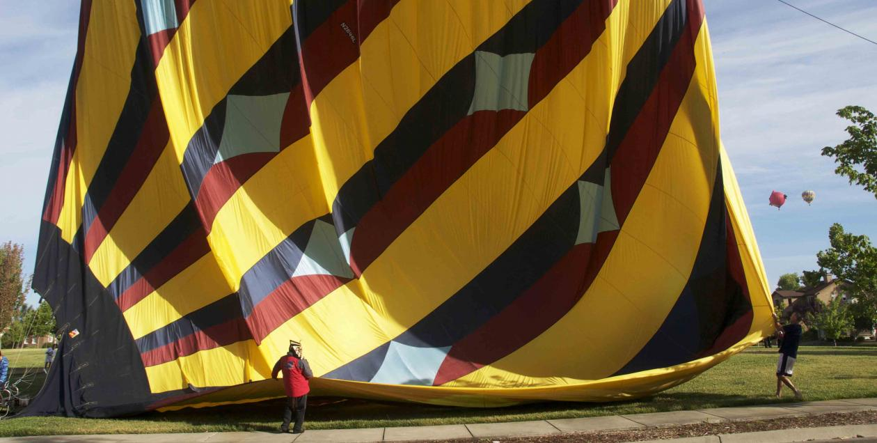 Hot Air Balloon Classic in Windsor