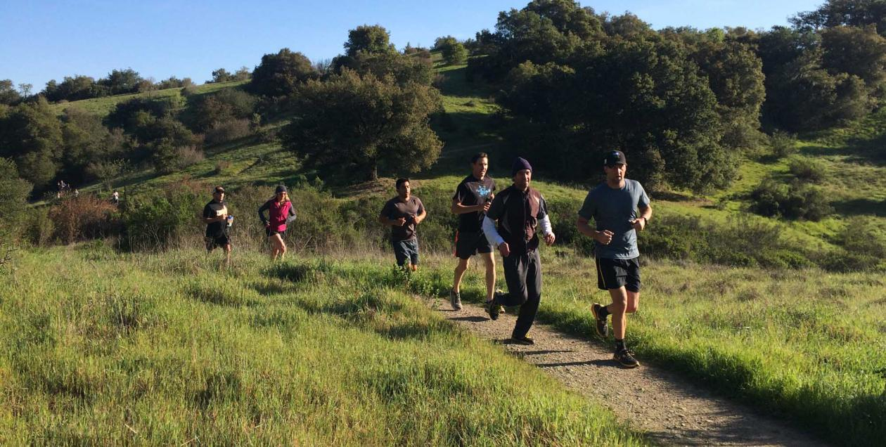 fitness running in Sonoma County