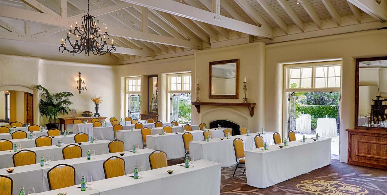 meeting room in Sonoma