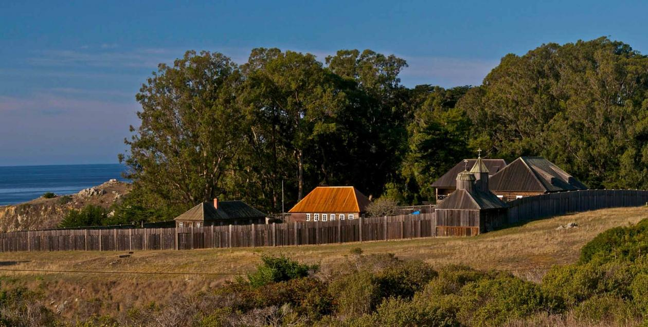 Fort Ross State Historic Park in Sonoma County