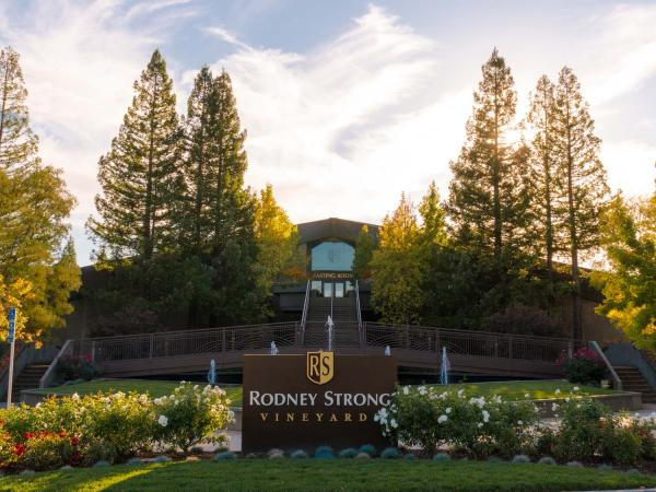 Rodney Strong winery