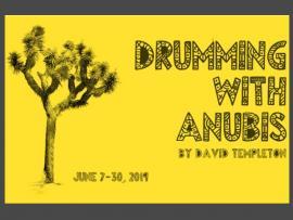 Left Edge Theatre-Drumming With Anubis