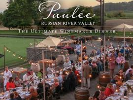 2019 Russian River Valley Paulée Dinner Photo