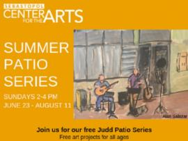 SCA Summer Patio Series