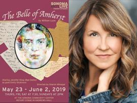 SonomaArtsLive-Belle of Amherst